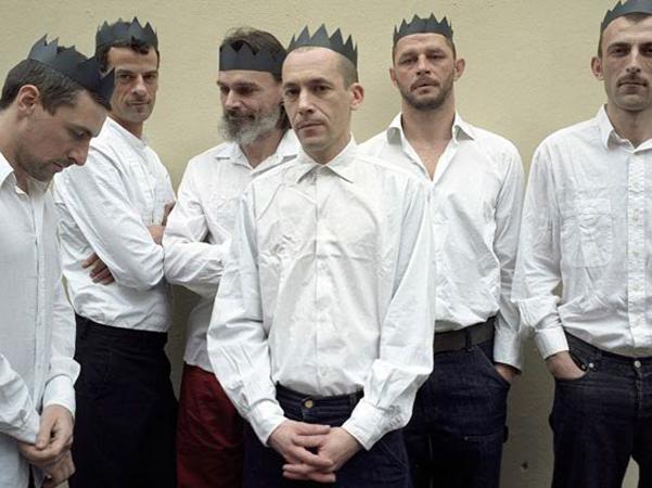 Gabriel Desplanque, Messieurs, 2006. Vidéo, 7 min. © Gabriel Desplanque.