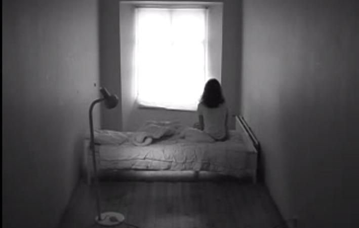 Masha Sha (Maria Sharafutdinova), Room, 2008. Vidéo, 3 min. 10. © Masha Sha.