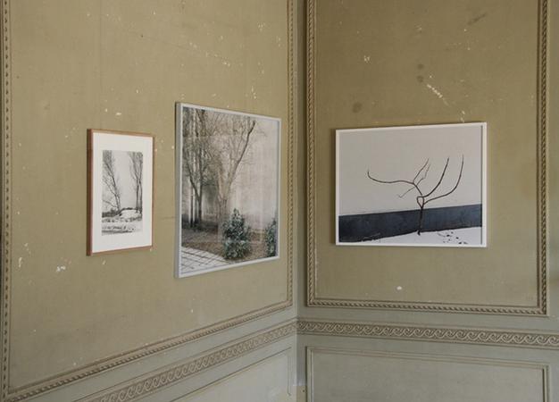 Lukas Hoffann, Charles de Costerlaan, Antwerpen, 2009 ; Haven 50, Antwerpen, 2008 ; Avenue Maxime Gorky, Villejuif, 2010. © Photo : Mathieu Harel-Vivier.