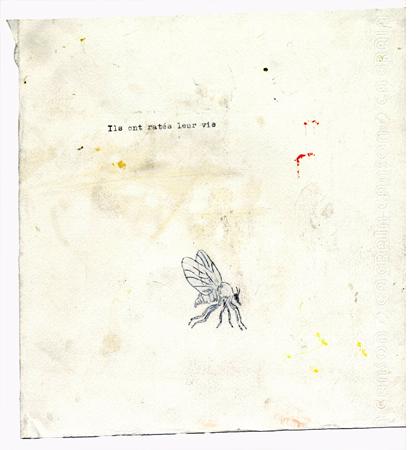 Gérald Panighi, Ils ont ratés leur vie, 2004.