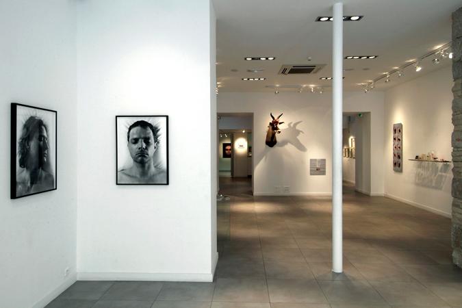 27.01.2007 > 17.03.2007. « Quarantaine ». Natacha Lesueur, Marie-Eve Mestre, Bruno Pelassy.
